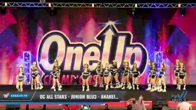 OC All Stars - Junior Blu3 - Anaheim [2021 L3 Junior - Medium Day 2] 2021 One Up National Championship
