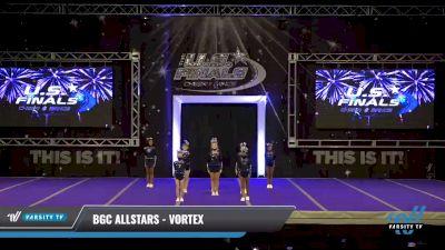 BGC Allstars - VORTEX [2021 L2 Youth- D2 - A Day 2] 2021 The U.S. Finals: Ocean City