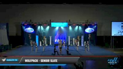 Wolfpack - Senior Slate [2021 L4 Senior Coed Day 2] 2021 Return to Atlantis: Myrtle Beach