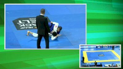 JOAO MIYAO vs ARY FARIAS 2018 World IBJJF Jiu-Jitsu Championship