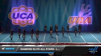 - Diamond Elite All Stars - Ladies Of Bling [2019 Junior 1 Day 2] 2019 UCA and UDA Mile High Championship