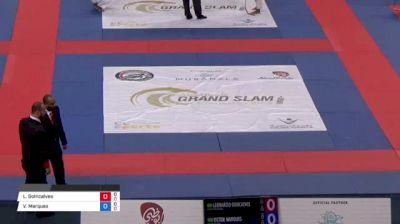 Leonardo Golncalves vs Victor Marques Abu Dhabi Grand Slam Rio de Janeiro
