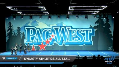 Dynasty Athletics All Stars - Legacy [2020 L1 Youth - D2 - Small - A Day 2] 2020 PacWest