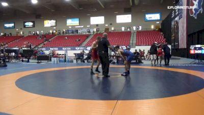74 kg 3rd Place - Nelson Brands, U Of Iowa vs Julian Ramirez, Blairstown Wrestling Club