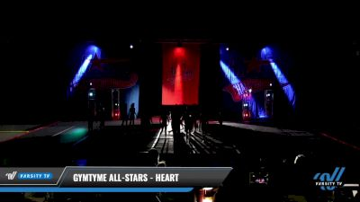 GymTyme All-Stars - Heart [2021 L4 Youth Day 3] 2021 ASCS: Tournament of Champions & All Star Prep Nationals