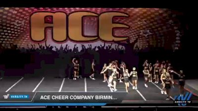 ACE Cheer Company Birmingham - Warriors [2020 L6 Senior Medium Coed] 2020 ACE Cheer Company Showcase