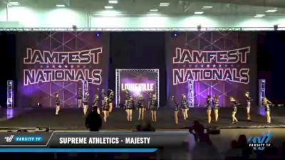 Supreme Athletics - Majesty [2021 L3 Junior - Small Day 2] 2021 JAMfest: Louisville Championship
