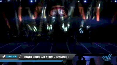 Power House All Stars - Invincible [2021 L4.2 Senior Coed Day 2] 2021 ACP Cash Bash Championship