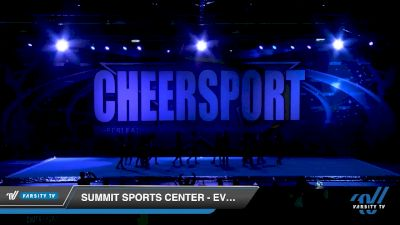 Summit Sports Center - Evere5t [2020 Senior 5 D2 Day 1] 2020 CHEERSPORT National Cheerleading Championship