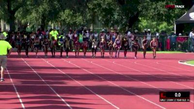 2018 AAU Club Nationals Highlight: 13yo Cha'iel Johnson Breaks Club 1500m Record