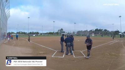 Angels vs. So Cal Athletics - Field 5