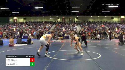 Match - Manuel Rojas, Mi vs Jaxon Smith, Ga