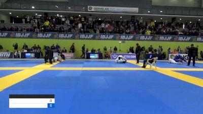 ISAAC DOEDERLEIN vs GUILHERME GUIMARAES BORGES OLIMP 2020 European Jiu-Jitsu IBJJF Championship