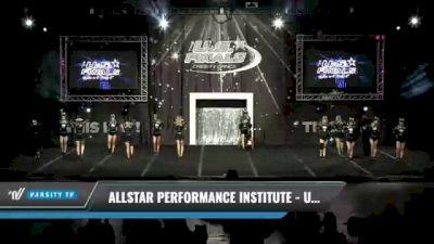 Allstar Performance Institute - Unleashed [2021 L3 Senior Coed Day 1] 2021 The U.S. Finals: Kansas City