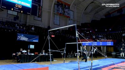 Full Replay - 2019 NCAA Gymnastics Regional Championships - Oregon State - Bars - Apr 6, 2019 at 8:34 PM CDT