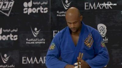 Gerard Labinski vs Igor Silva King of Mats Moscow