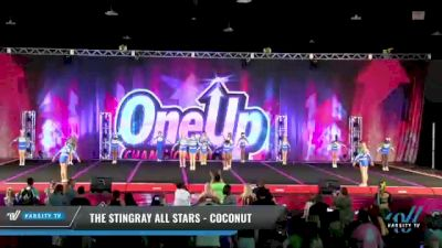 The Stingray All Stars - Coconut [2021 L2 Mini Day 2] 2021 One Up National Championship