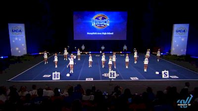 Hempfield Area High School [2019 Medium Varsity Division I Prelims] 2019 UCA National High School Cheerleading Championship
