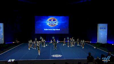 Bullitt Central High School [2019 Small Varsity Coed Semis] 2019 UCA National High School Cheerleading Championship