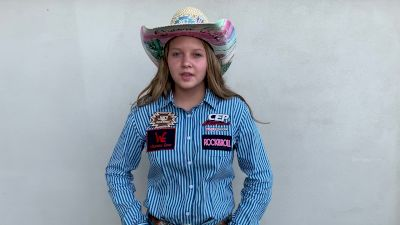 Meet FloRodeo Team Member Kenzie Johnson
