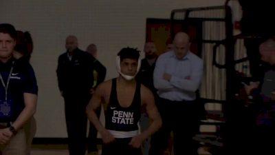 133 Roman Bravo Young, PSU vs Javon Parrish, Nebraska