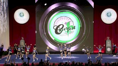 ACE Athletics - Ignite (Canada) [2019 L5 International Open Small Coed Semis] 2019 The Cheerleading Worlds