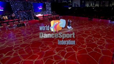 It's Almost Time! The 2019 WDSF GrandSlam Standard Bucharest