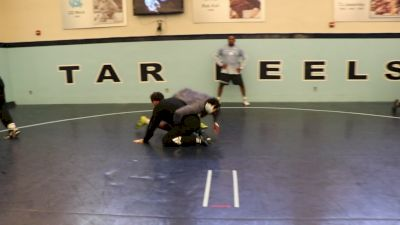 Jordan Oliver And Kennedy Monday Hard Drilling