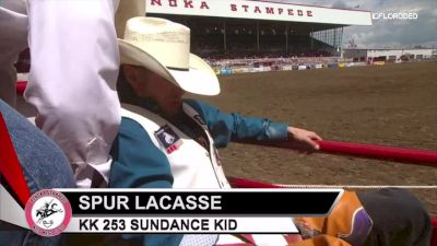 Top Of The Pack: See Runs & Rides From The Leaders Heading Into The Ponoka Stampede Short Round