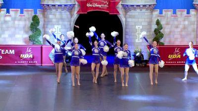 Santa Margarita Catholic High School [2020 Small Pom Finals] 2020 UDA National Dance Team Championship