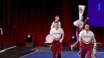 University of Oklahoma [2020 Cheer Division IA Finals] 2020 UCA & UDA College Nationals