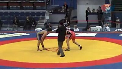 2012 Yarygin 66kg Brent Metcalf USA vs Baymirza Khadisov