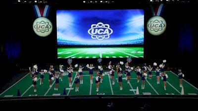 Grassland Middle School [2021 Large Junior High Game Day Semis] 2021 UCA National High School Cheerleading Championship