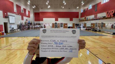 Vista Ridge High School [Game Day Varsity ] 2021 NCA High School Nationals