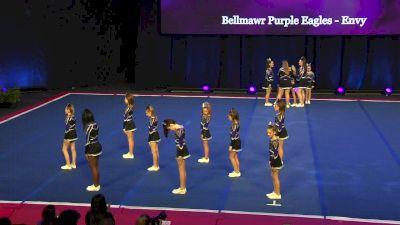 Bellmawr Purple Eagles - Envy [2020 L3 Performance Rec - Non-Affiliated (14Y)] 2020 The Quest