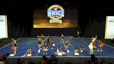 Baldwin High School (FL) [2020 Large Varsity Coed Non Tumbling Finals] 2020 UCA National High School Cheerleading Championship
