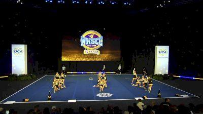 Opp High School [2020 Medium Varsity Non Tumbling Finals] 2020 UCA National High School Cheerleading Championship