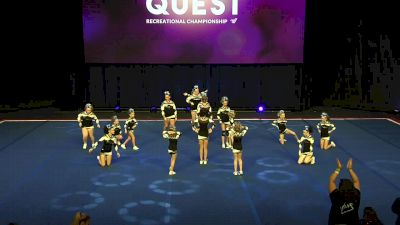 Mt. Blue Rec Cheering - Platinum Stars [2020 L3.1 Performance Rec - Non-Affiliated (14Y)] 2020 The Quest