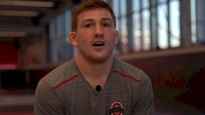 Luke Pletcher, Choosing tOSU, Bumping To 141 And Nick Lee
