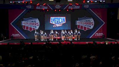 American Cheer Junior Blue [2020 L2 International Junior Day 2] 2020 NCA All-Star Nationals