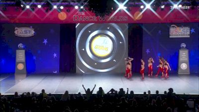 A Look Back At The Dance Worlds 2019 - Senior Small Hip Hop Medalists