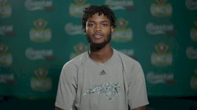 Estime' Says It Was 'Pretty Easy' Getting New Guys Acclimated