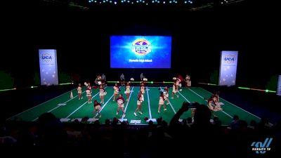 Hartselle High School [2019 Game Day - Large Varsity Prelims] 2019 UCA National High School Cheerleading Championship