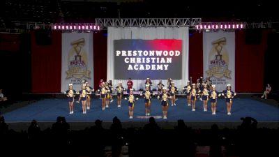 Prestonwood Christian Academy [2019 Advanced High School Open Finals] NCA Senior & Junior High School National Championship