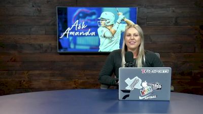 Ask Amanda Lorenz: How Do You Balance School & Softball?