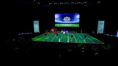 Indian Hill High School [2020 Varsity Non Building Game Day Semis] 2020 UCA National High School Cheerleading Championship
