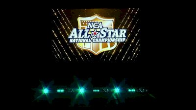 Cheer Central Suns Dawn [2020 L2 Small Senior Day 2] 2020 NCA All-Star Nationals