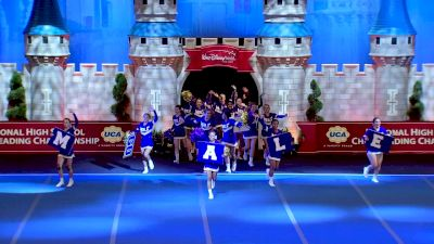 Louisville Male High School [2020 Large Varsity Division I Finals] 2020 UCA National High School Cheerleading Championship