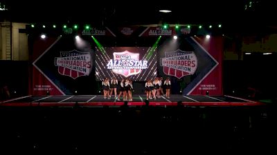Cheer Intensity Lions [2020 L5 Small Senior Day 2] 2020 NCA All-Star Nationals