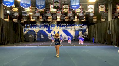 Cheer Athletics - Plano - ElectriCats [L3 Youth - Small - A] 2021 NCA All-Star Virtual National Championship